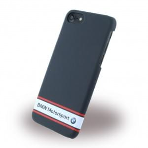 BMW - BMHCP7BSRNA Endurance - Rubber Finish Hardcover / Case / Handyhülle - Apple iPhone 7 - Navy