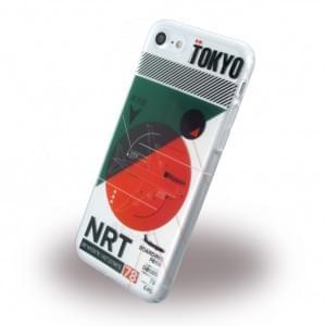 Benjamins AirPort NRT Tokyo - Silikon Cover / Schutzhülle - Apple iPhone 7 / 8