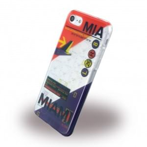 Benjamins - BJ7AIRMIA AirPort MIA Miami - Silikon Cover / Schutzhülle - Apple iPhone 7