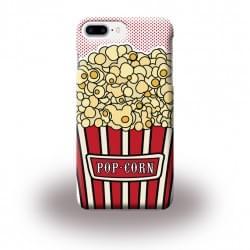 Benjamins Silikon Cover / Schutzhülle - Apple iPhone 8 Plus / 7 Plus - Pop Corn