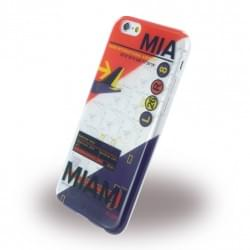 Benjamins - BJ6AIRMIA AirPort MIA Miami - Silikon Cover / Schutzhülle - Apple iPhone 6, 6S
