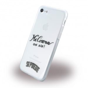 Si Puede iPhone SE 2020 / iPhone 8 / 7 Silikon Cover / Handyhülle Mr. Corona