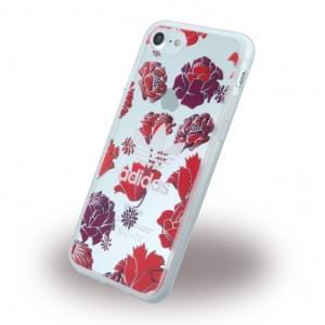 Adidas - Originals Female - Handyhülle / TPU Case - Apple iPhone 7 - Rose Rot
