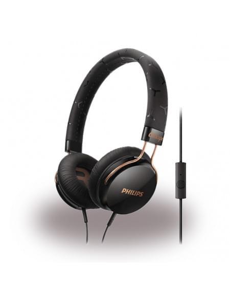Philips - CitiScape Fixie SHL5305BK/00 - On-Ear Headset / Kopfhörer - Schwarz