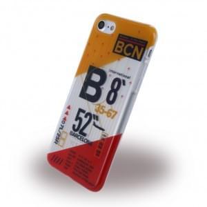 Benjamins iPhone SE 2020 / iPhone 8 / 7 Barcelona Silikon Cover / Hülle