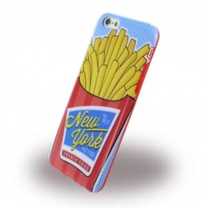 Benjamins - BJ6POPFRIES - Silikon Cover / Hülle - Apple iPhone 6, 6s - French Fries