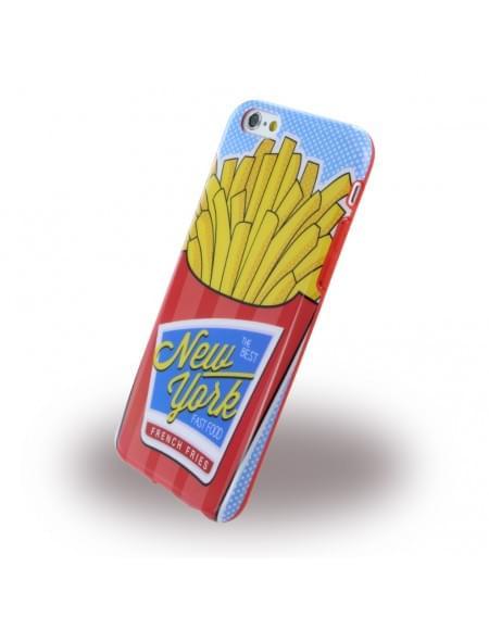 Benjamins - BJ6POPFRIES - Silikon Cover / Hülle - Apple iPhone 6, 6s - French Fries
