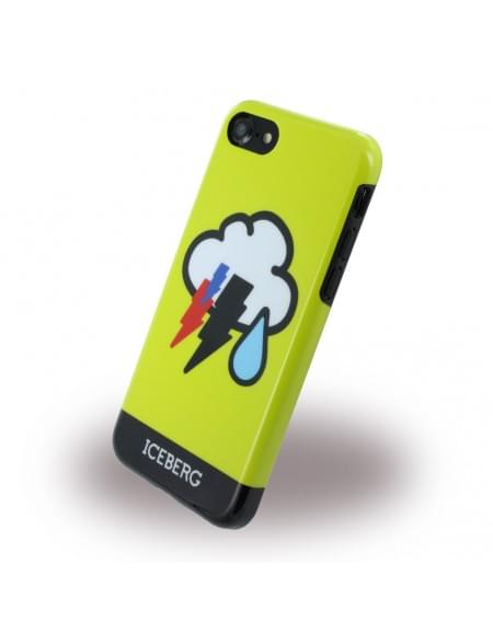 Iceberg - ICE7CLOUD - Silikon Cover / Hülle - Apple iPhone 7 - Cloud