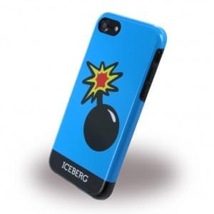 Iceberg iPhone SE 2020 / iPhone 8 / 7 Silikon Cover / Hülle Bomb