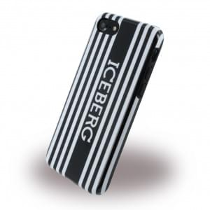 Iceberg iPhone SE 2020 / iPhone 8 / 7 Silikon Cover / Hülle Stripe