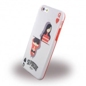 Si Puede - C6QUEEN - Silikon Handyhülle - Apple iPhone 6, 6s - Queen