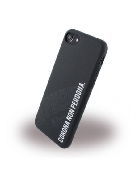Si Puede - C7NONPERD - Silikon Handyhülle - Apple iPhone 7 - Schwarz