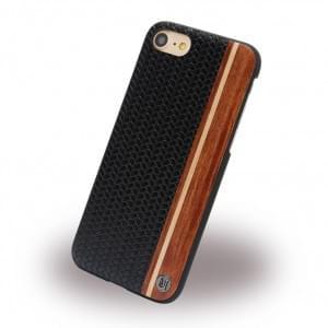 Uunique - Micro Weave Hardcover - Apple iPhone 7 / 8 - Schwarz