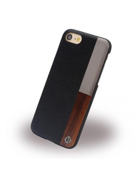 Uunique - Horizon UUFMIP7HS009 - Hardcover - Apple iPhone 7 - Schwarz