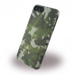 Benjamins - BJ7PCAMO - Silikon Cover / Hülle - Apple iPhone 7 Plus - Camouflage
