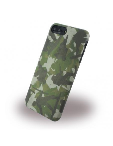 Benjamins - BJ7PCAMO - Silikon Cover / Hülle - Apple iPhone 7 Plus - Camouflage