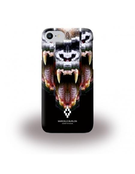 Marcelo Burlon - Las Tortolas M7LASTORTOLAS - Hardcover - Apple iPhone 7