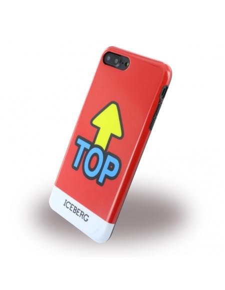 Iceberg - ICE7PTOP - Silikon Cover / Hülle - Apple iPhone 7 Plus - Top