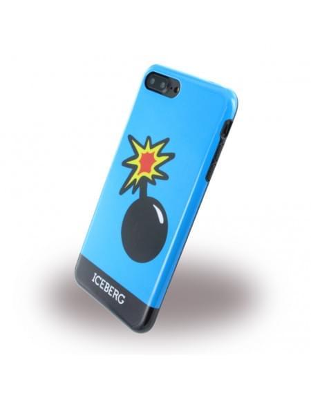 Iceberg - ICE7PBOMB - Silikon Cover / Hülle - Apple iPhone 7 Plus - Bomb