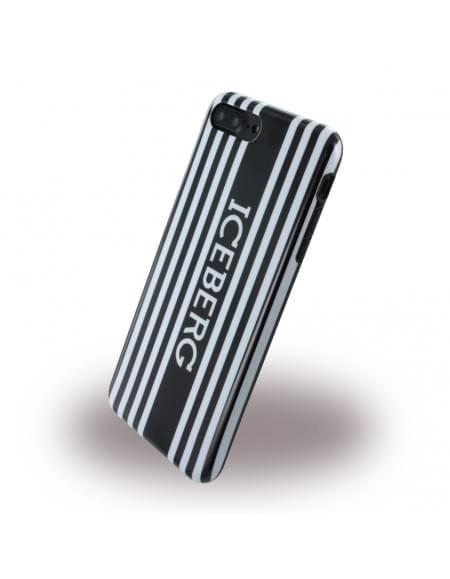 Iceberg - ICE7PSTRIPE - Silikon Cover / Hülle - Apple iPhone 7 Plus - Stripe