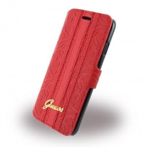 Guess - Heritage Handytasche - Apple iPhone 7 / 8 - Rot