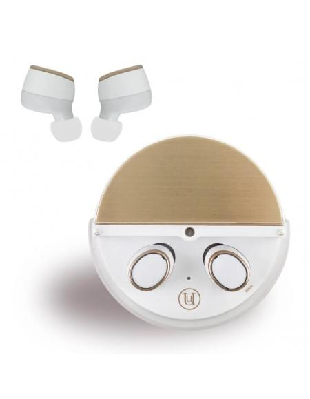 Original Uunique - Freedom Earbuds UUOOTWEB02 - Bluetooth Headset - Weiss