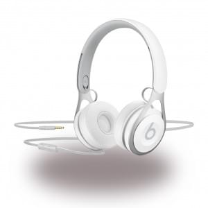 Monster - Beats EP by Dr.Dre - On-Ear Kopfhörer / Headset - Weiss