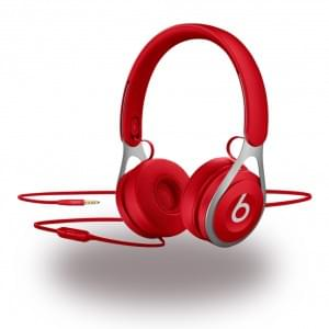 Monster - Beats EP by Dr.Dre - On-Ear Kopfhörer / Headset - Rot