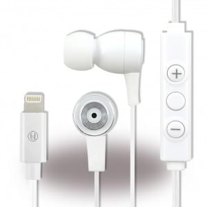 Uunique - Regent UUOOMFISTER2 - Stereo Headset - Apple iPhone 7, 7 Plus - Weiss