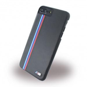 BMW - M Sport Hardcover / Handyhülle für Apple iPhone 7 Plus - Schwarz