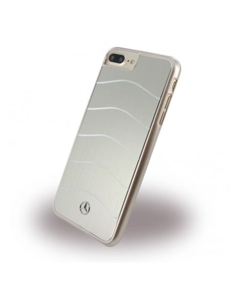 Mercedes Benz - WAVE VIII MEHCP7LCUSALGO - Hardcover - Apple iPhone 7 Plus - Gold