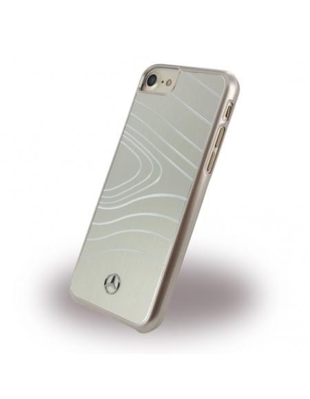 Mercedes Benz - Organic III MEHCP7OLBRGO - Hardcover - Apple iPhone 7 - Gold