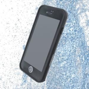 Redpepper - XLF Wasserfeste Shockproof Schutzhülle / Handy Cover - Apple iPhone 7 / 8 - Schwarz