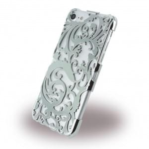 Fashion Case Handyhülle / Hardcover für Apple iPhone 7, 8 - Silber