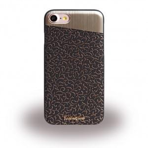 Uunique - Filigree UUFFIP7HS004 - Hardcover - Apple iPhone 7 - Kupfer