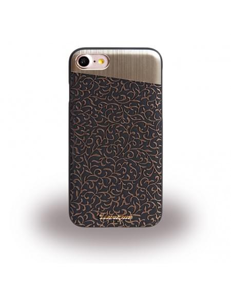 Uunique - Filigree UUFFIP7HS004 - Hardcover - Apple iPhone 7 - Kupfer
