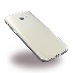 Ultra Dünn Silikon Case / Handyhülle für Samsung Galaxy A5 (2017) A520F - Transparent