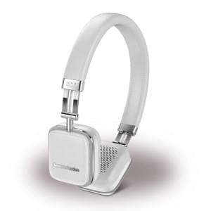 Harman Kardon - HKSOHOBTWHT - Soho On-Ear Headset Bluetooth + NFC - Weiss