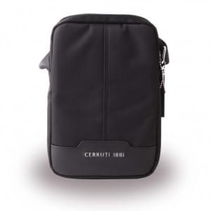 Cerruti 1881 Nylon CETB8NYBK Tablet Tasche / Sleeve 7-8 Zoll Tablets - Schwarz