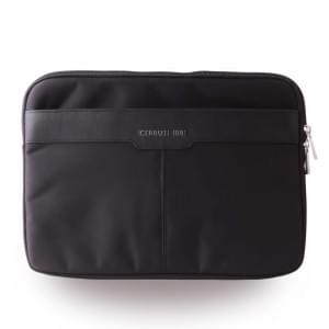 Cerruti 1881 Nylon CECS13NYBK Notebook Tasche / Sleeve 13 Zoll Tablets - Schwarz