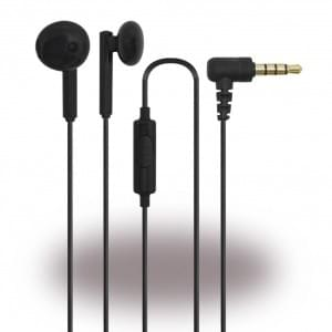 Uunique - Berkeley UUOOENTREP02 - Stereo In- Ear Headset - Schwarz