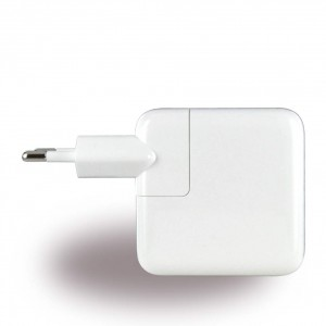 Original Apple - MJ262Z/A - 29W Lade Adapter USB Typ C - MacBook 2015 - Weiss