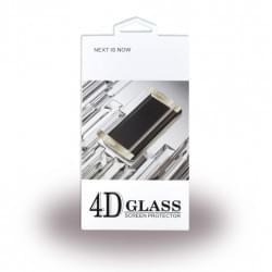4D Panzerglas Tempered Glass für Samsung Galaxy S8 Plus - G955F - Schwarz