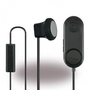 Uunique Clip Mini UUBTHCLIP001 - Mono Bluetooth Headset Schwarz
