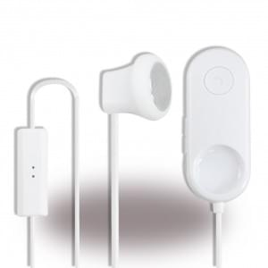 Uunique Clip Mini UUBTHCLIP002 Mono Bluetooth Headset - Weiss