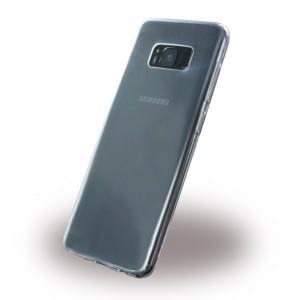 Ultra Dünn Silikon Case / Handyhülle für Samsung Galaxy S8 G950F Transparent