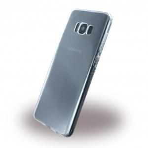 Ultra Dünn Silikon Case für Samsung Galaxy S8 Plus G955F - Transparent
