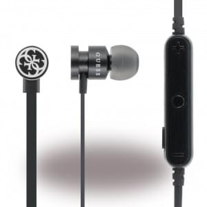 Guess GUEPBTBK Bluetooth In Ear Headset Schwarz
