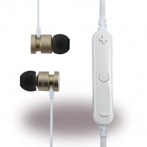 Guess GUEPBTGO Bluetooth In Ear Headset - Gold