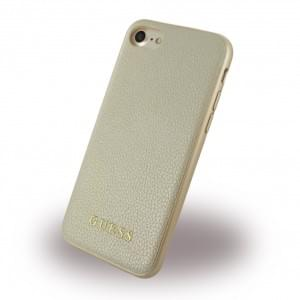 Guess IriDescent Hardcover für Apple iPhone 7 / 8 - Gold